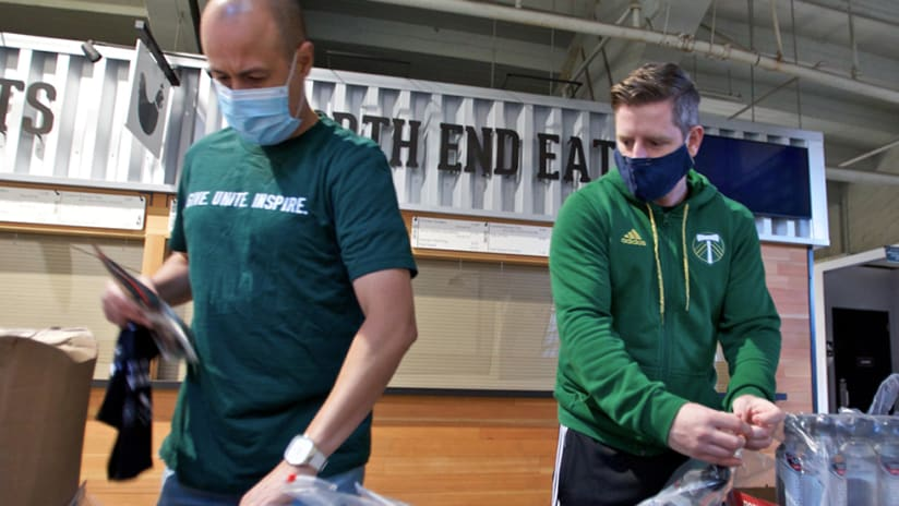 Timbers award $50,000 in Community Fund grants