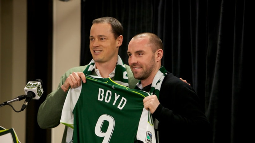 Kris Boyd, Merritt Paulson, press conference, 2.21.12
