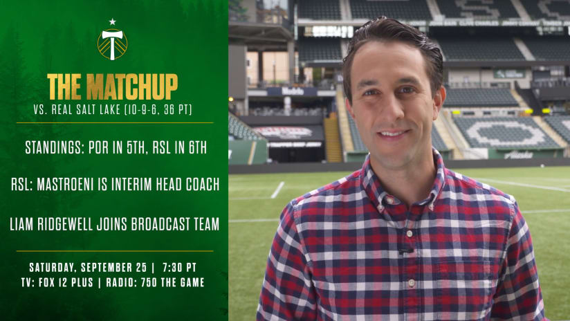 WATCH   Learn what to look for in #PORvRSL