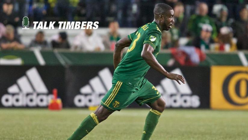 Larrys Mabiala, Talk Timbers, 10.17.18