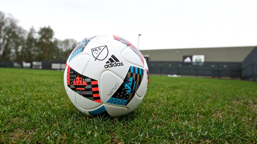 2016 MLS Ball, adidas Timbers Training Center, 11.8.16