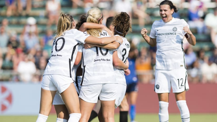 FARLEY   Win at North Carolina solidifies Thorns' place as NWSL's best, for now