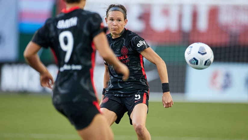 """Shutout the """"ultimate goal"""" as Thorns shift focus to Houston"""