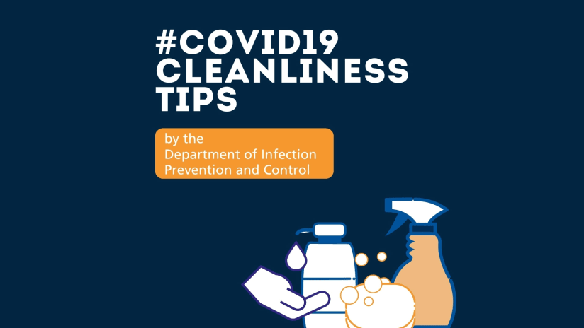 Providence Health Tips - COVID-19 Cleanliness Tips