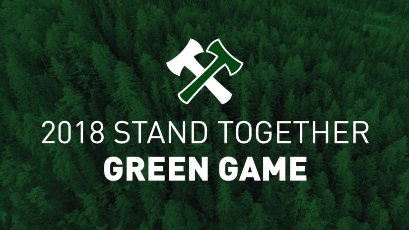 2018 Green Game, 4.18.18