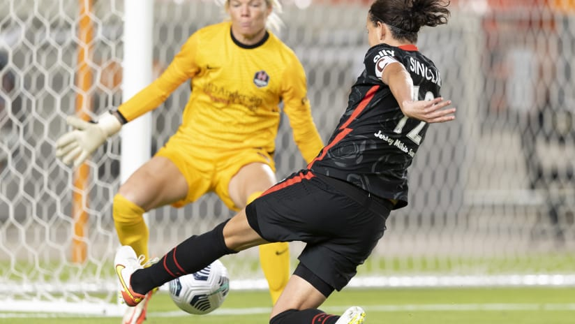 By The Numbers | Victory in Houston spotlights road performance all season long for Thorns