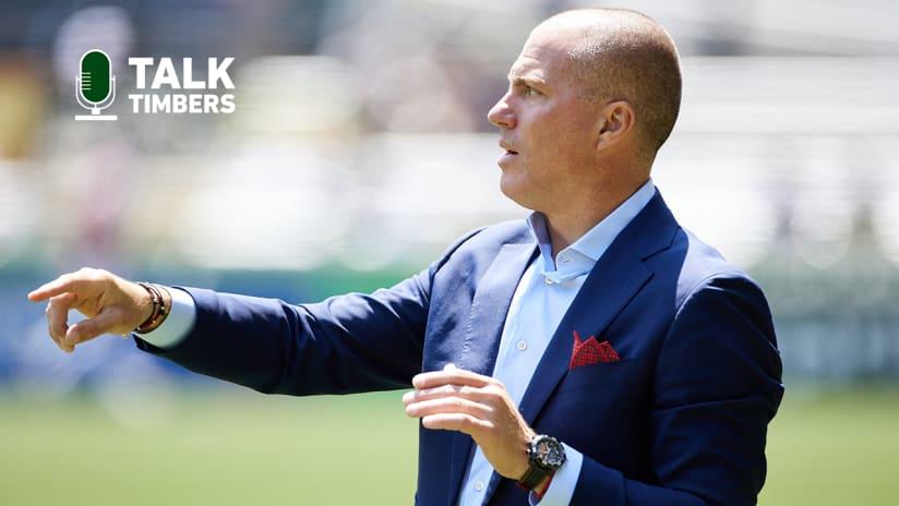 Talk Timbers crew looks across MLS as league goes into international break