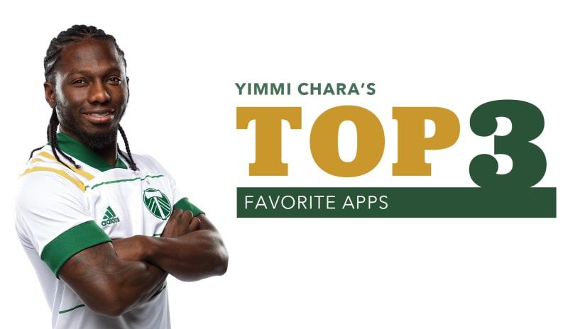 Yimmi Chara, Top 3, 5.20.20