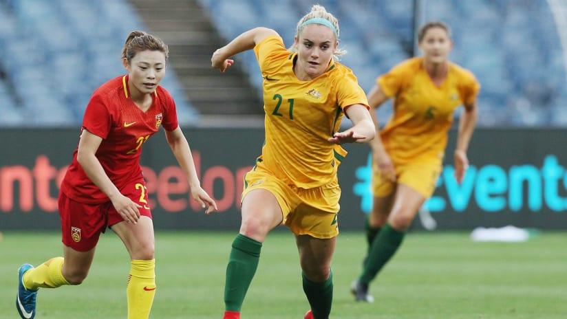 Ellie Carpenter, Australia
