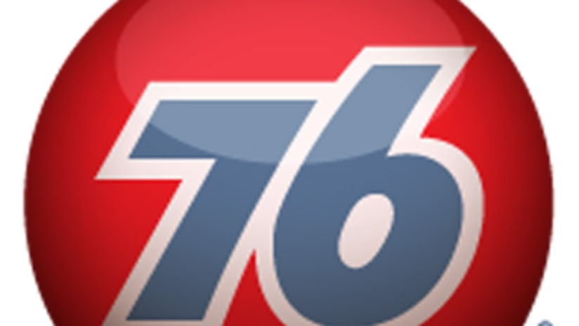Win a $100 gas card with the 76 Fuel Rivalry Trip -
