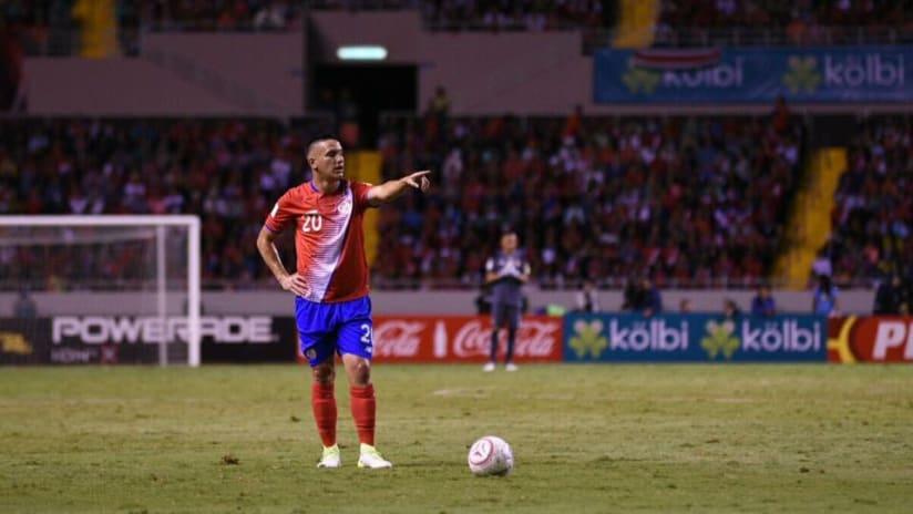 David Guzmán, Costa Rica vs. T&T, 6.13.17