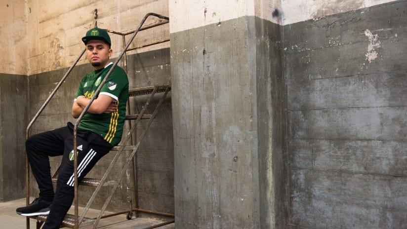 Edgar RCTID Thiago Guerrero, MLS media day, 2020