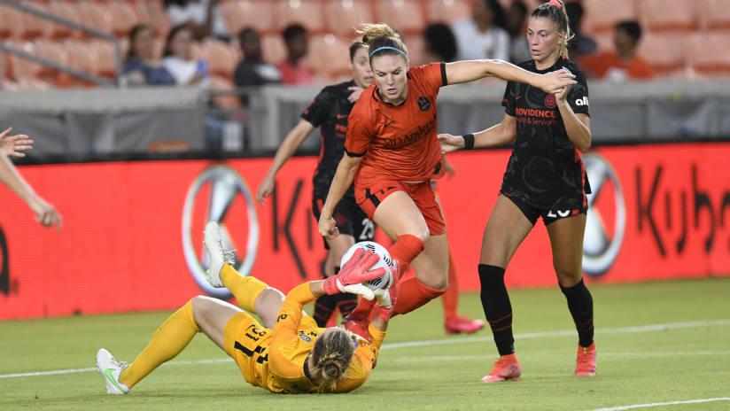 FARLEY | Defense shines again as Thorns earn three points in Houston