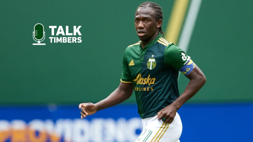 Talk Timbers | Diego Chara working on his return to the field