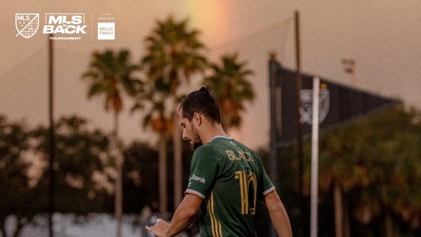 Sebastian Blanco #2, Timbers vs. Union, 8.5.20