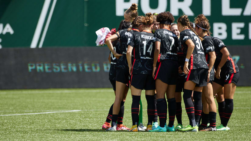 NWSL Playoffs   See the how the Thorns could qualify Saturday