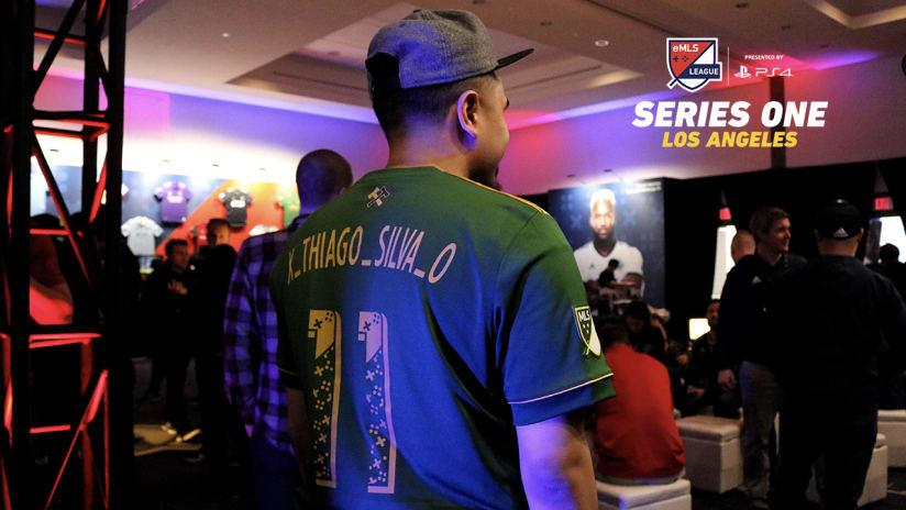 Edgar Guererro, League Series One, 1.21.19