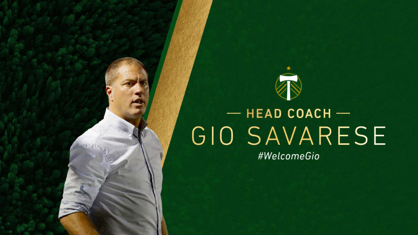 Gio Savarese Announcement