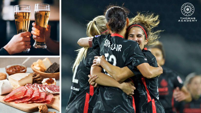 Portland Thorns Academy presents 'An Evening With the Best of Oregon'