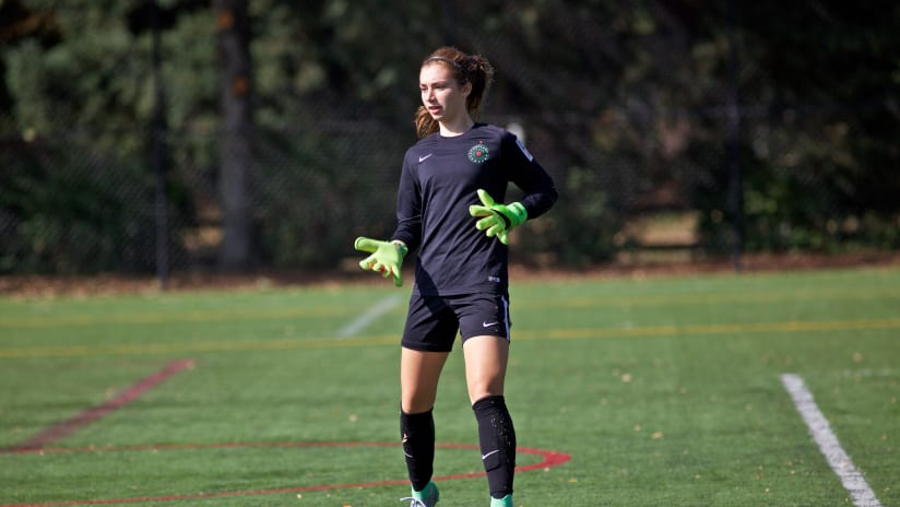 Notebook: Thorns Academy's Coll called into U.S. U-17s camp