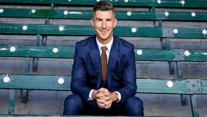 Liam Ridgewell returns to Portland to join Timbers broadcast team