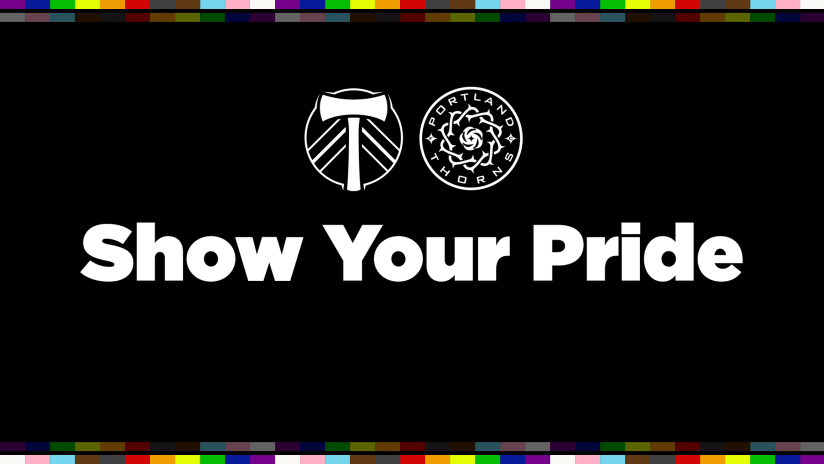 Timbers, Thorns to honor local LGBTQ2SIA+ communities with Pride initiatives