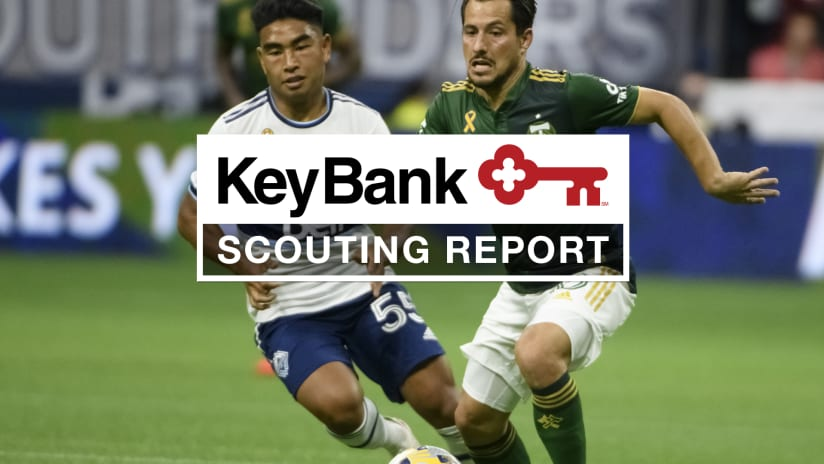 KeyBank Scouting Report | Vancouver comes to Portland for Cascadia duel