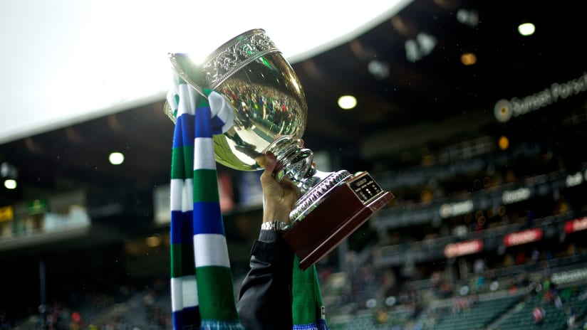 Cascadia Cup, Timbers vs. SJ, 10.27.12
