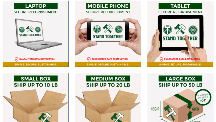 """Portland Timbers and Thorns FC announce sports' first """"touchless"""" e-waste recycling program"""