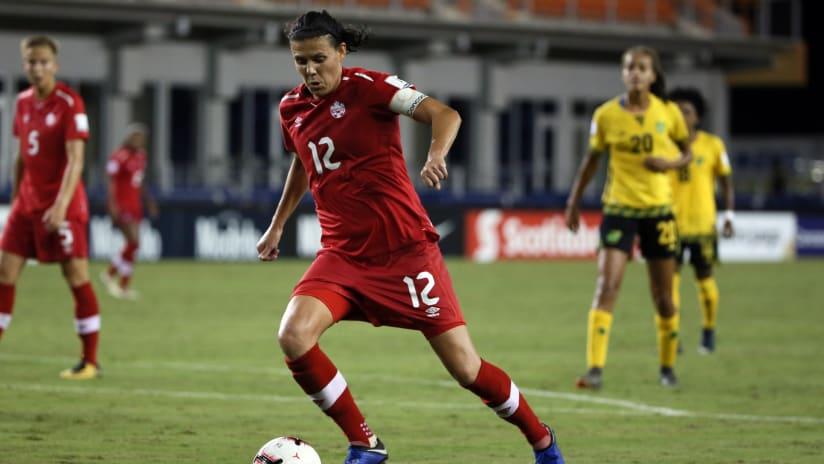 Christine Sinclair, Canada vs. Jamaica, 10.5.18