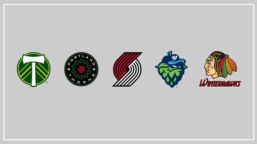 Portland Sports Teams Mock up, 09.05.17