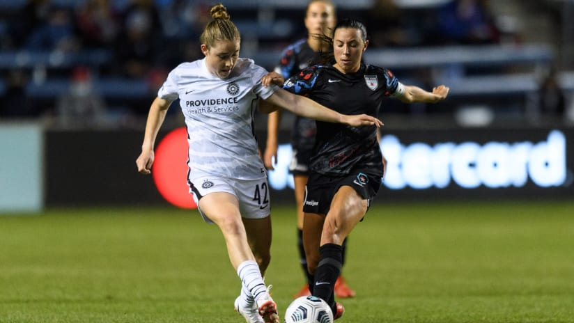 FARLEY | Progress, process blunted as Thorns lose in Chicago