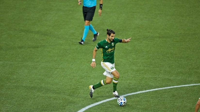 Diego Valeri, Timbers vs. Seattle #2, 8.23.20