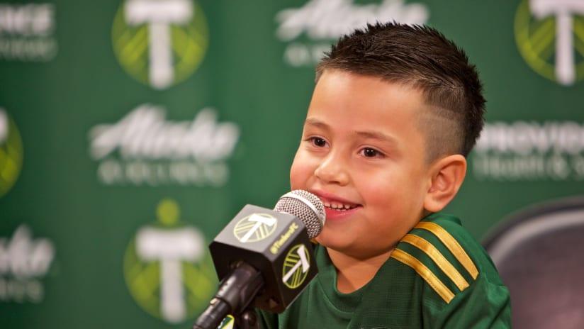 Derrick Tellez press conference, 9.20.17