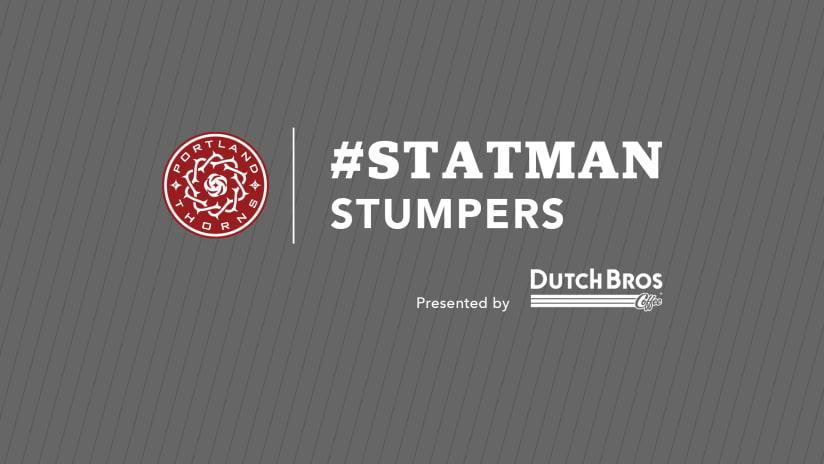 Statman Stumpers, Thorns, 4.28.20