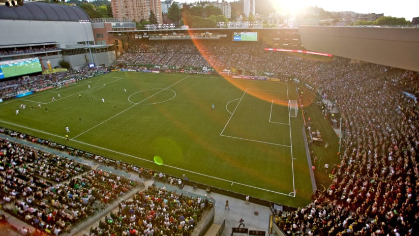 Providence Park #2, Timbers vs. LAFC, 6.1.19