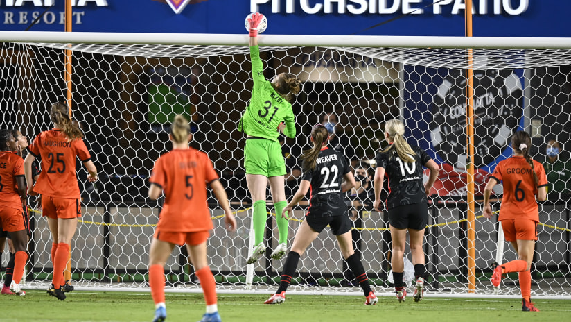 MEDIA   Bixby on shutout record, defensive progression and Sinclair's leadership
