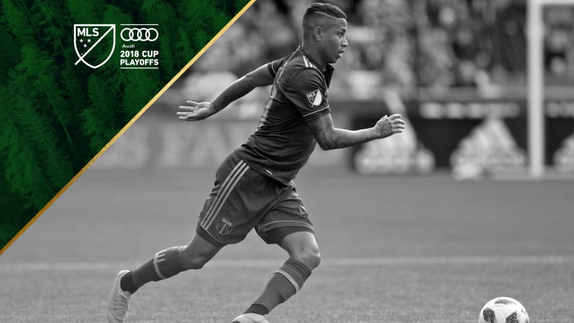 Andy Polo, Timbers vs. Seattle, 11.4.18