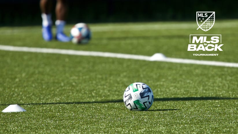 MLS Tournament, ball, 6.10.20