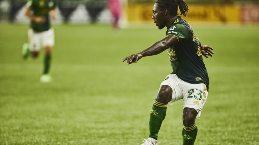MEDIA | Yimmi Chara talks about his goal he scored with his brother Diego against RSL