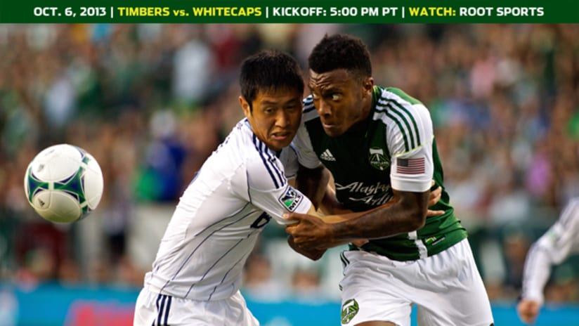 Timbers vs. Whitecaps, Matchday Preview, 10.6.13