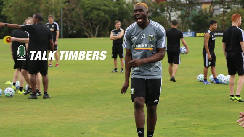 Larrys Mabiala, Talk Timbers, 1.29.20