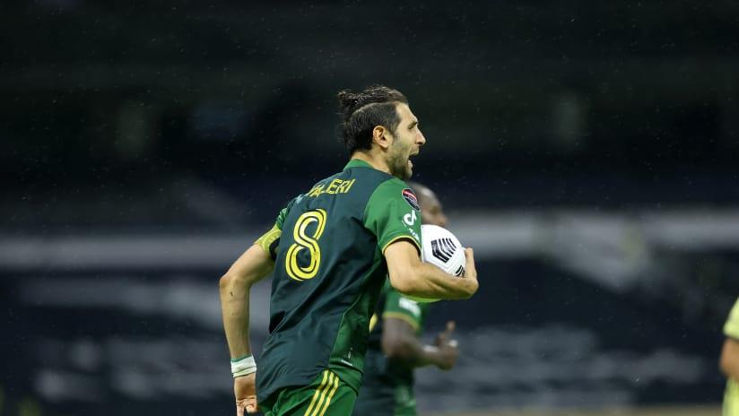 Diego Valeri Goal, Timbers at Club America, 05.05.21