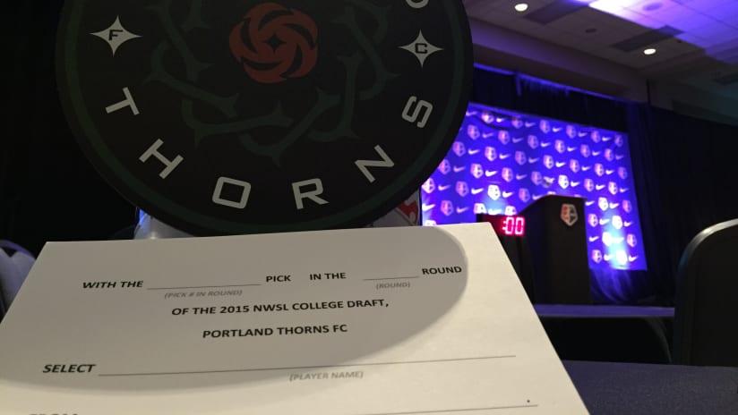 2015 NWSL College Draft