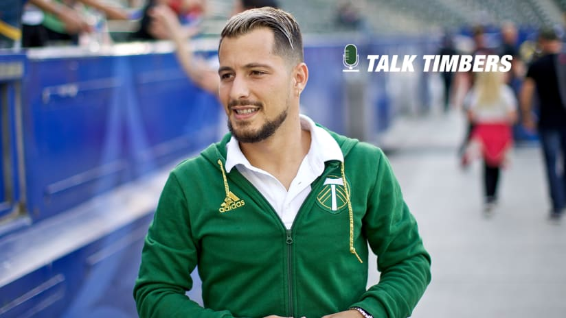 Sebastian Blanco, Talk Timbers, 4.18.19