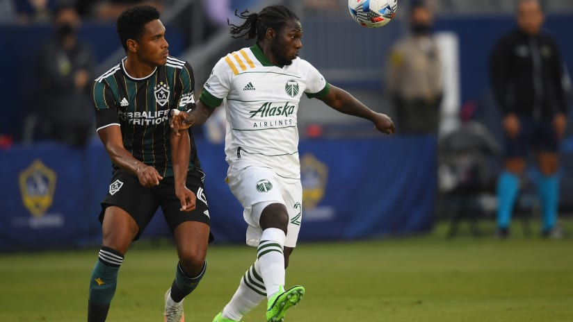 By the Numbers   Eight of Yimmi Chara's 10 career assists have come against LA