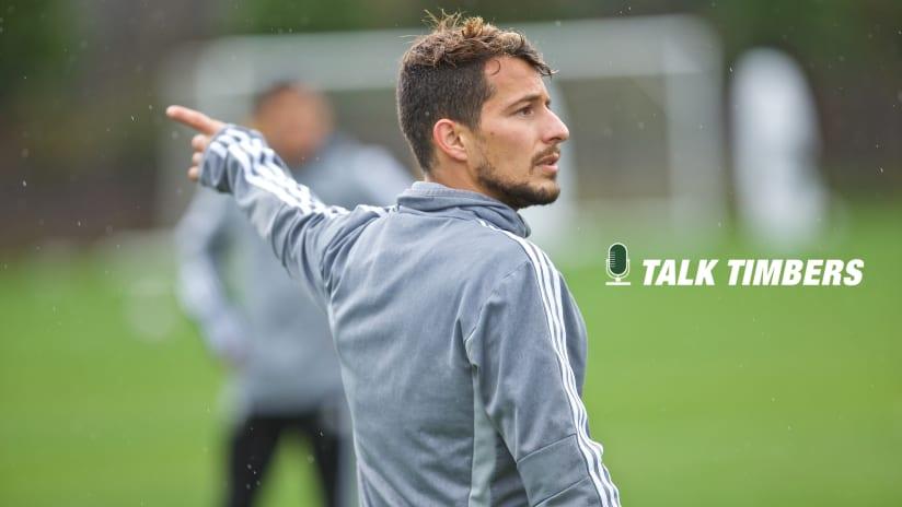 Sebastian Blanco, Talk Timbers, 10.16.19