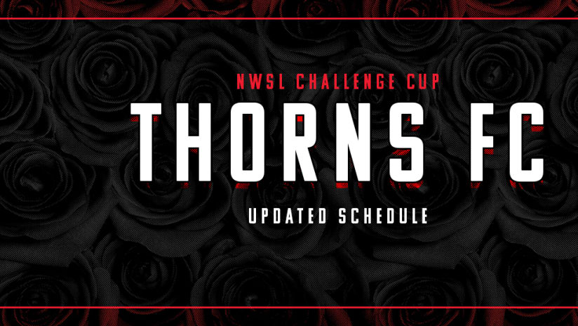 Challenge Cup updated schedule, 6.23.20