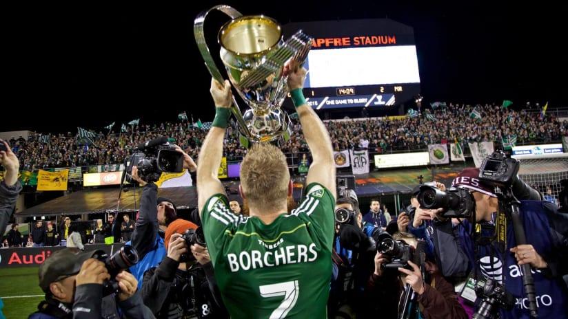 Nat Borchers, MLS Cup, 12.6.15