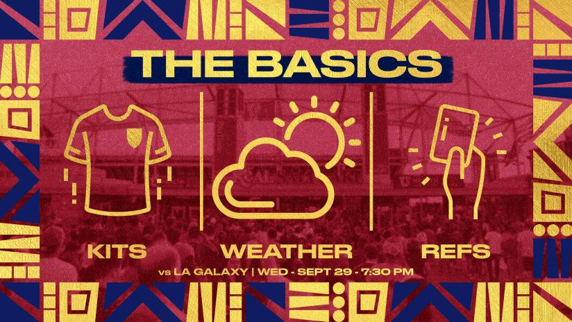 The Basics: September 29, 2021